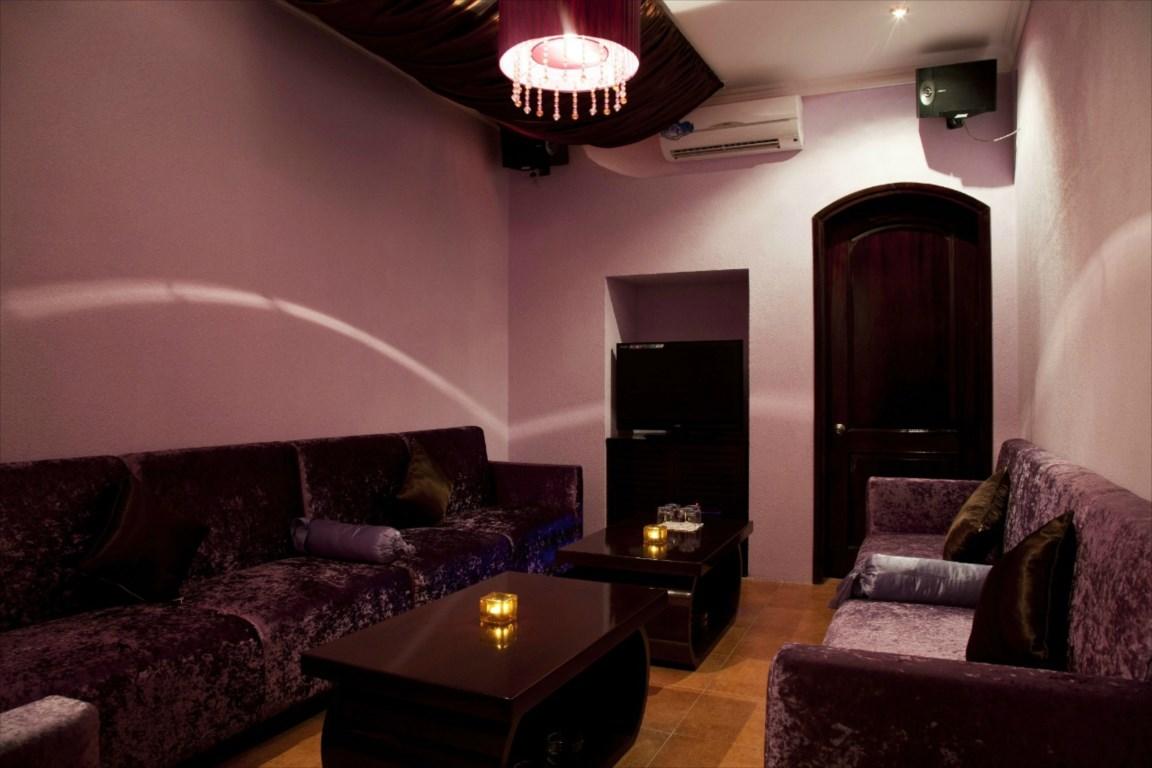 エキゾチックな部屋