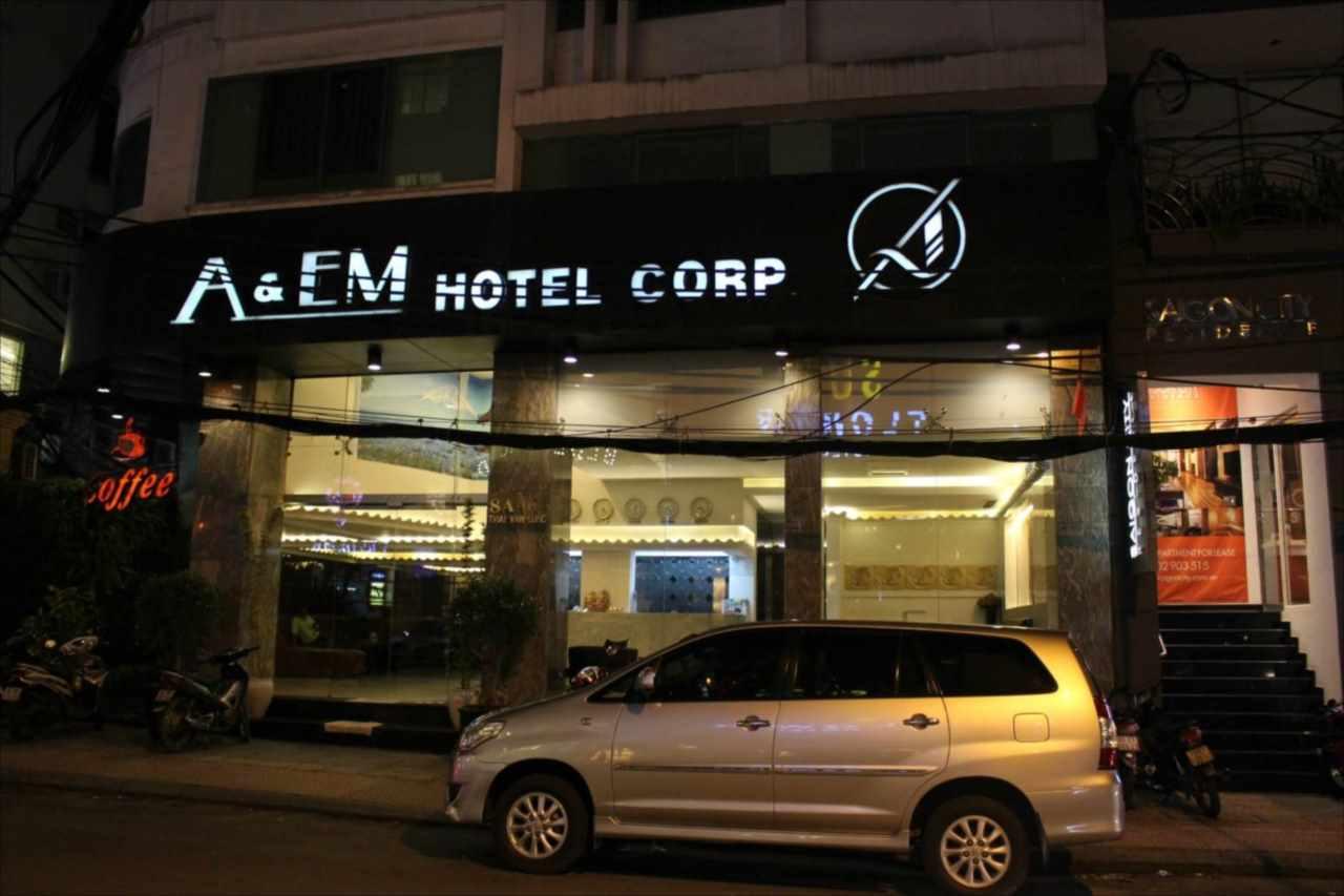 タイバンルン通りのホテル