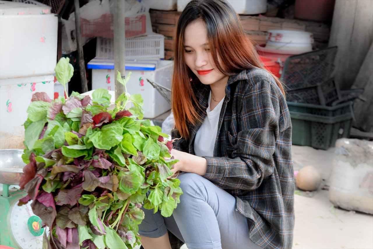 ベトナム女性の日常に癒される
