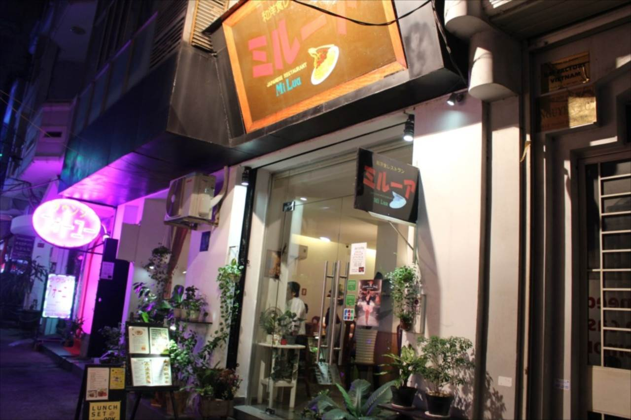 日本人経営の洋食店