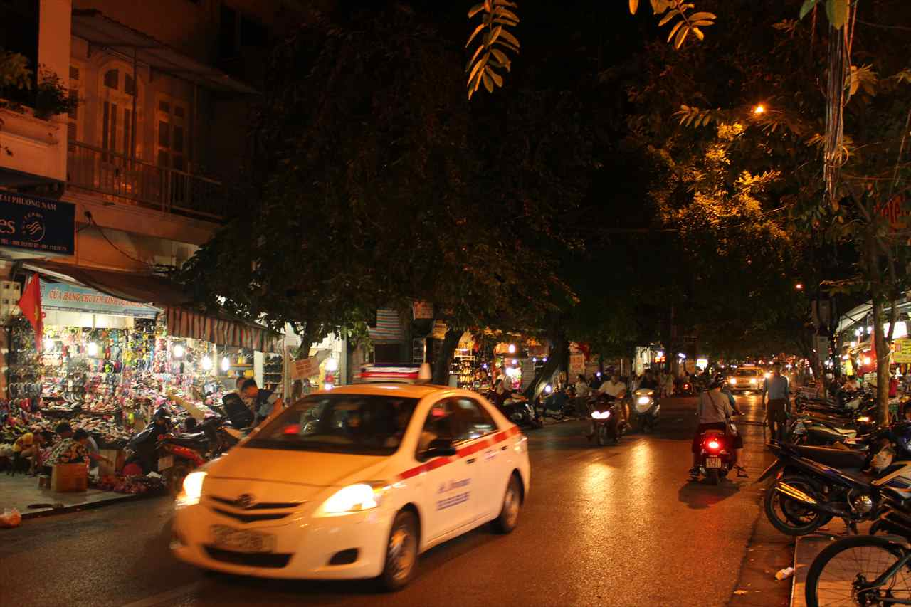 ハノイ旧市街の写真