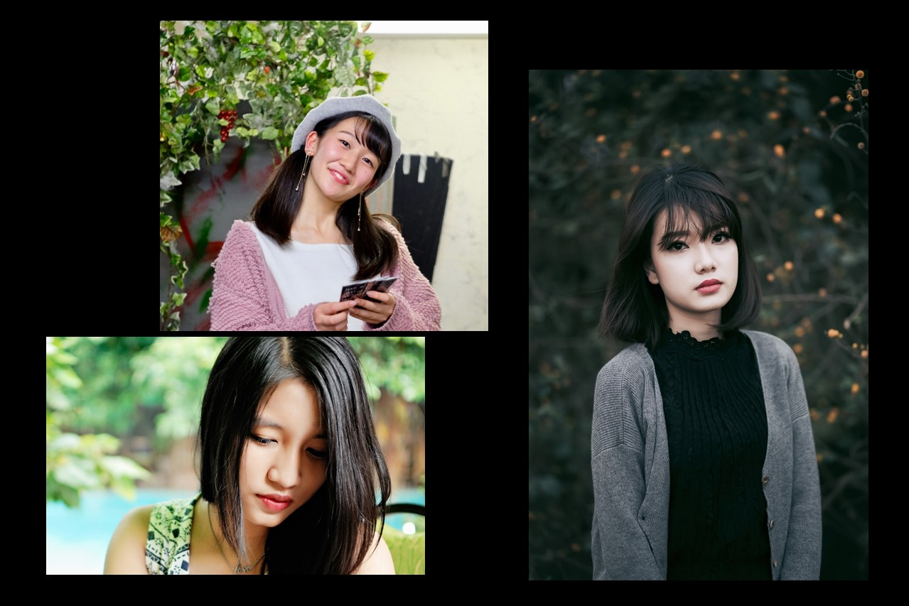 ベトナムの美女