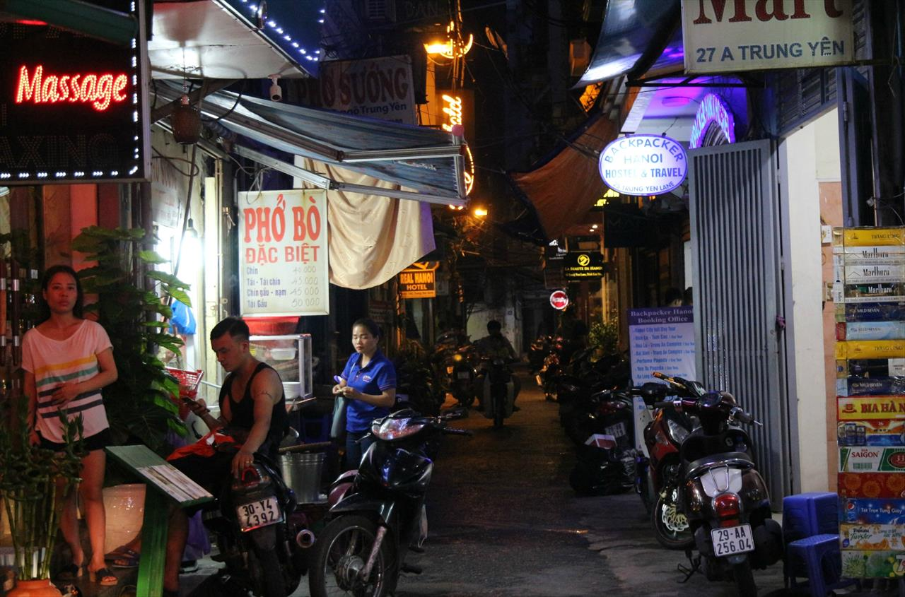 ベトナム在住者がこっそり教える!ハノイの風俗エリア